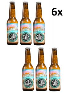 Cerveja Gallas - Caparipa 33cl - 6 pack promo