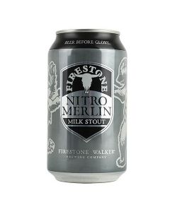 Firestone Walker - Nitro Merlin Milk Stout - 33cl