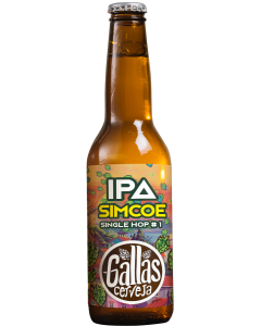 Gallas - Simcoe IPA - 33cl