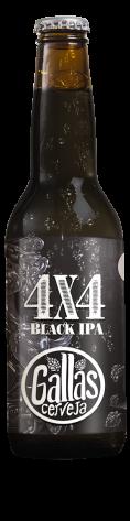 4×4 Black IPA