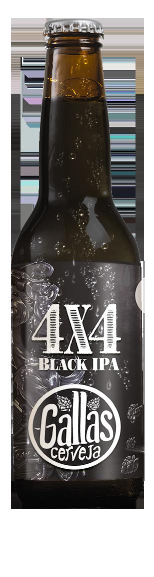 4x4 Black IPA