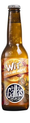 Wit Cinco de Abril